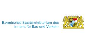 Kunden-Logo Bayrisches Staatsministerium-des-Inneren für Bau und Verkehr