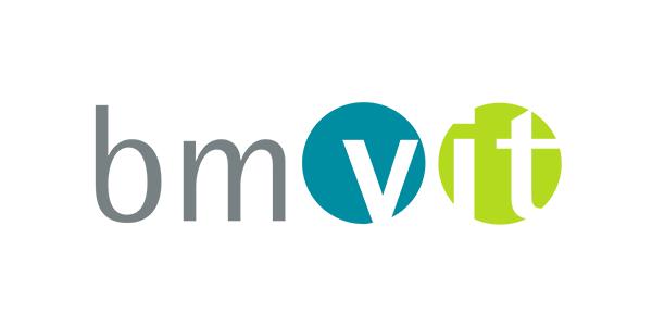Kunden-Logo Bundesministerium für Verkehr, Innovation, und Technologie