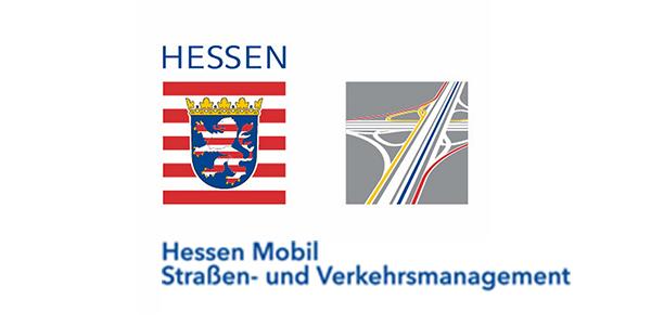 Kunden-Logo Hessen Mobil Straßen- und Verkehrsmanagement
