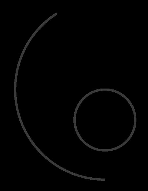 Piktogramm winkender Mensch