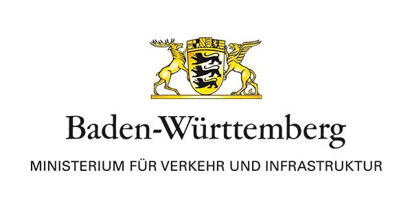 Kunden-Logo Ministerium für Verkehr und Infrastruktur Baden Württemberg