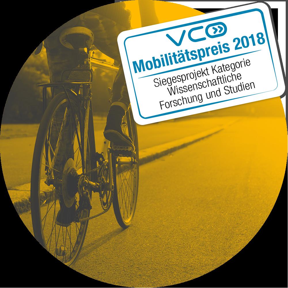 VCÖ Mobilitätspreis: Projekt GISMO