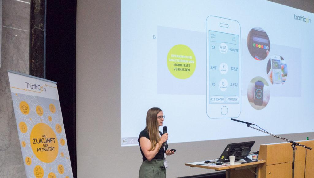 Eva Westermeier, Expertin für betriebliches Mobilitätsmanagement als Speaker des Spezialforums