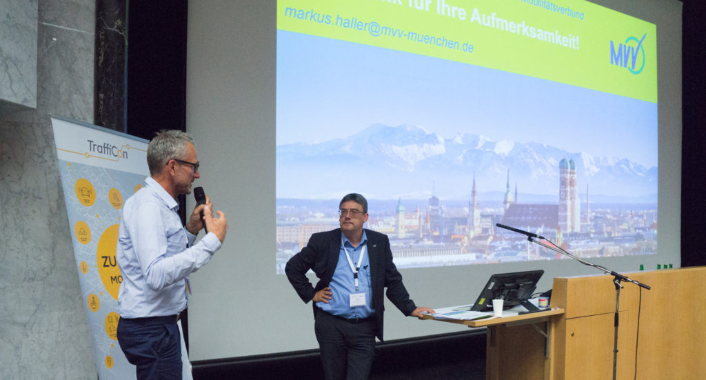 Vom Verkehrsverbund zum Mobilitätsverbund: Vortrag Markus Haller
