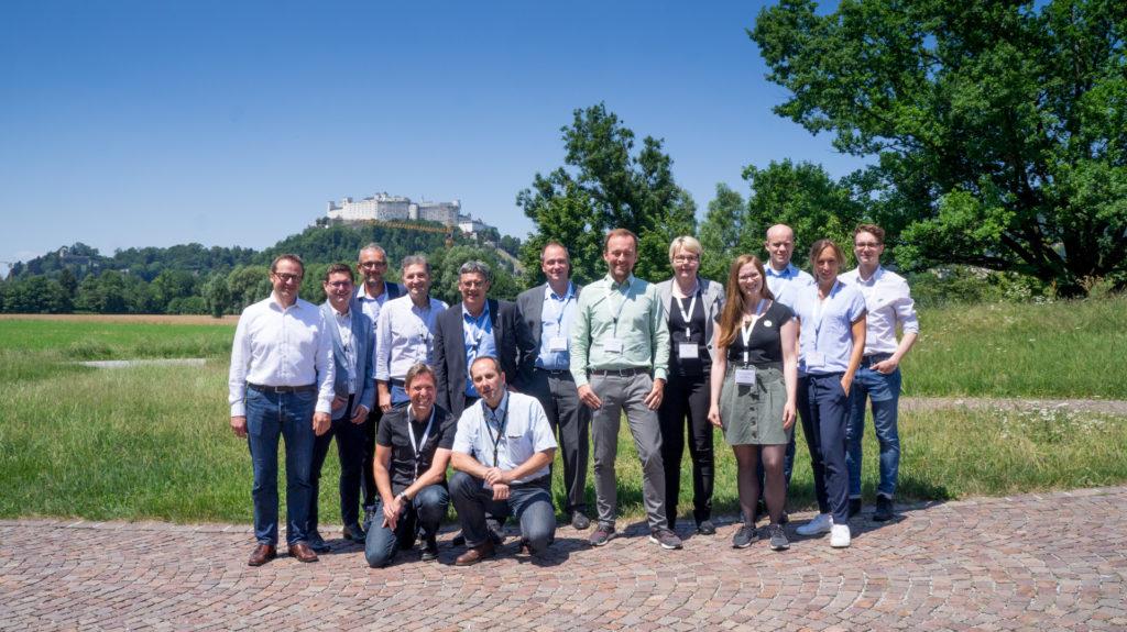 Die Vortragenden des Spezialforums 2019 Mobilität in Bewegung: urbane Transformation